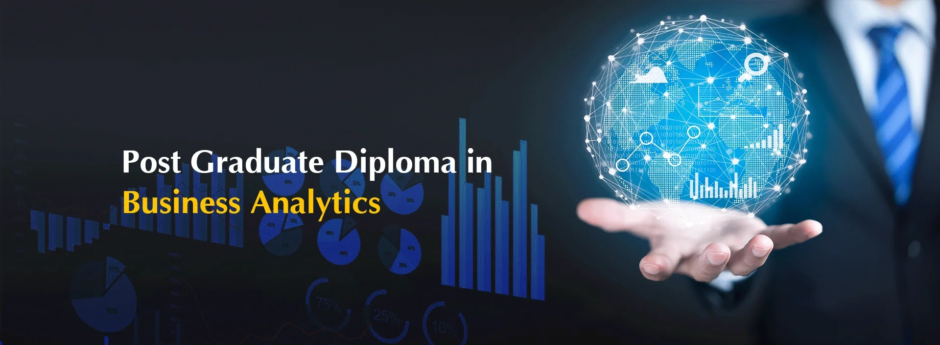 Best Online PG Diploma in Business Analytics Program