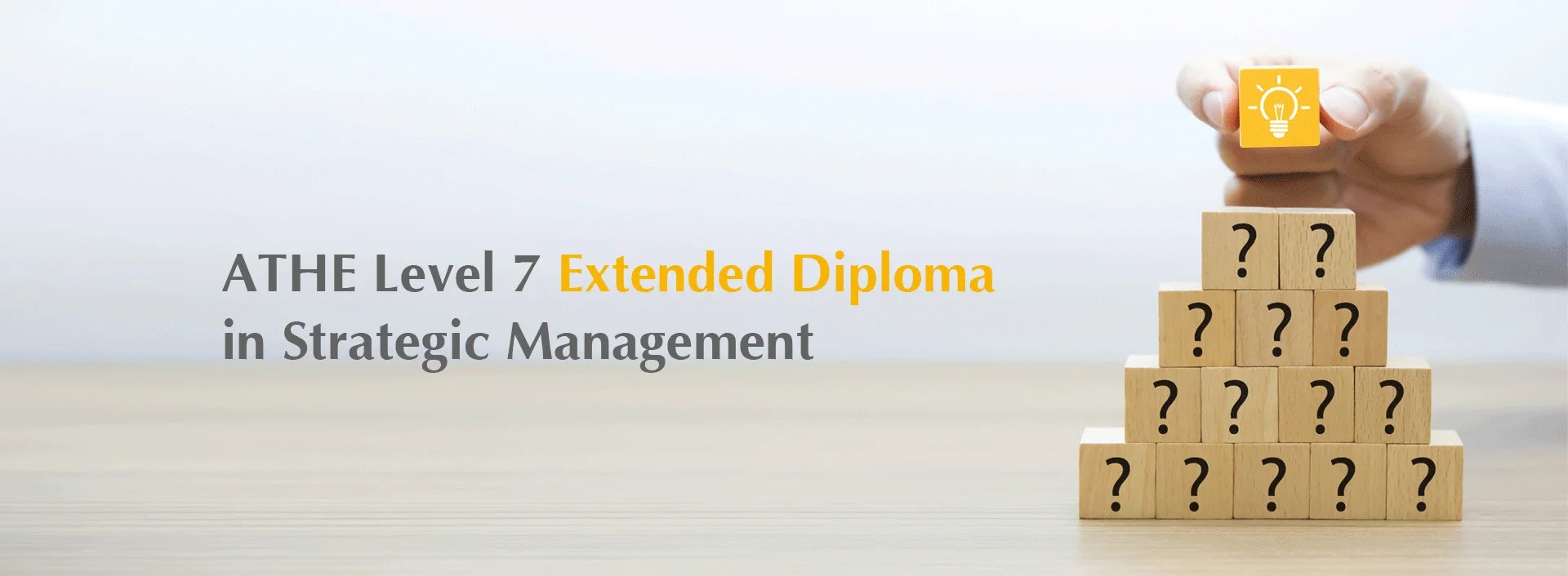 Top Ranked ATHE Level 7 Extended Diploma