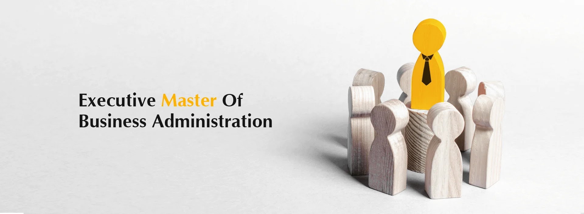 Online or Part-time Distance Learning Executive Master of Business Administration