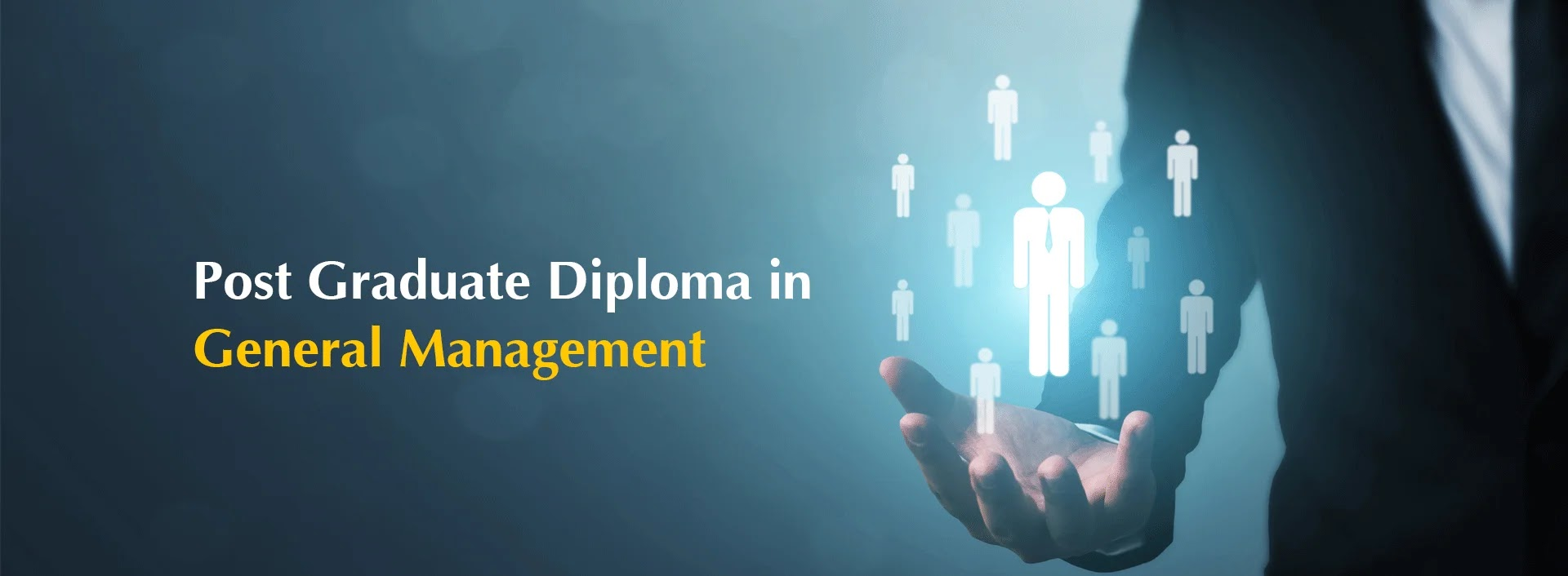 Top Ranked College for General Management Post Graduate Diploma