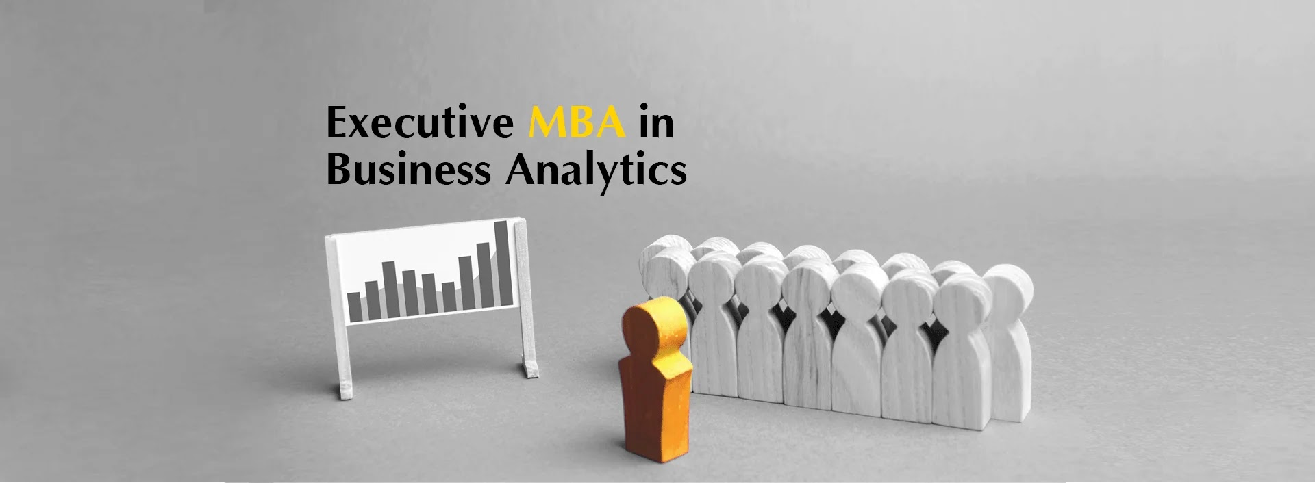 Top Ranked Executive MBA in Business Analytics Online