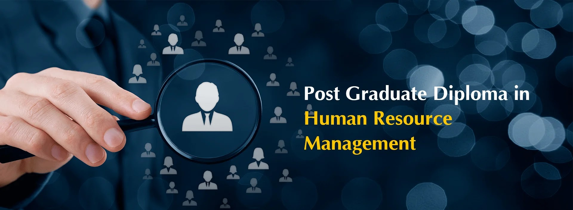 Online Post Graduate Diploma in HR Management